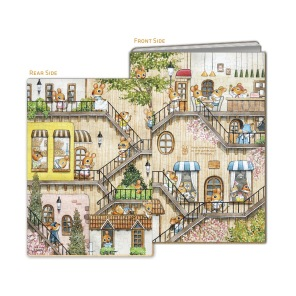 Pinto Puzzle Cover - The Tree House -