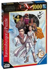 Pussel - Star Wars Episode IX -