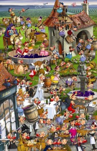 Francois Ruyer - Tasting the Wine -