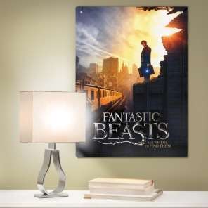 Pussel - Fantastic Beast Poster - Fantastic Beast 1