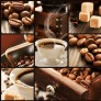 Pussel - Collage Coffee 2