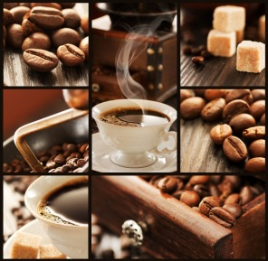 Pussel - Collage Coffee 2 -