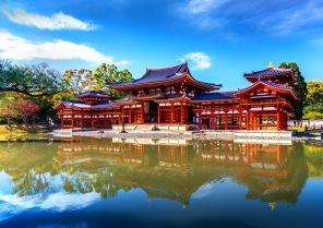Pussel - Byodo In temple -