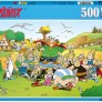 Pussel - Asterix The Village
