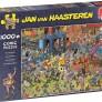Jan van Haasteren - Roller Disco