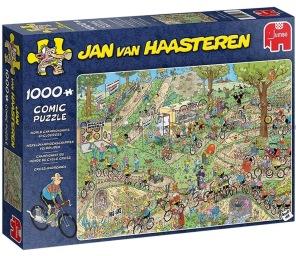 Jan van Haasteren - World Champ Cyclocross -