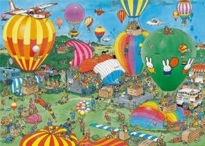 Jan van Haasteren - Hooray Miffy 65 Years -