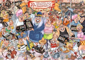 Wasgij - The 20th Party Parade -