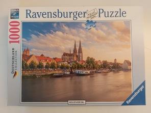 Beg. Pussel - Regensburg -