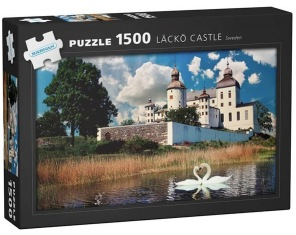 Beg. Pussel - Läckö Castle -