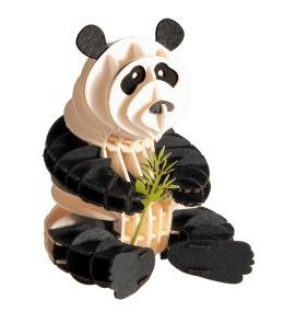 3D Pussel - Panda -