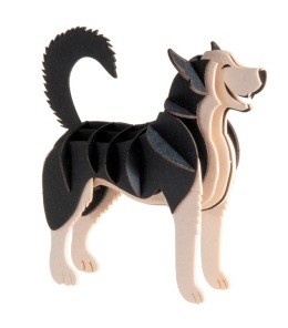 3D Pussel - Hund -