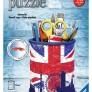 3D Pussel - London