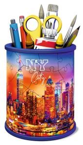 3D Pussel - New York -