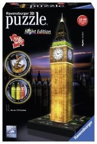 3D Pussel - Big Ben -