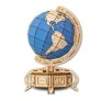 3D Träpussel - The Globe