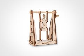 3D Pussel - Sportsman -