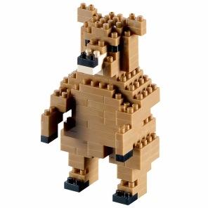 Nano Block - Björn -