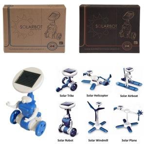 Teknik & Robotar - Solarbot Robot -