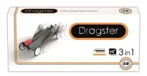 Teknik & Robotar - Dragster -