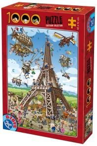 Pussel - Paris -