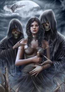 Pussel - Spirit of the Night -