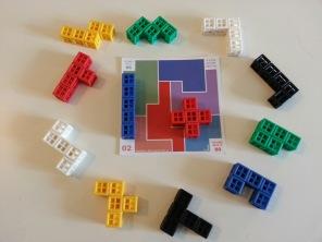 Livecube Cross Cube 2D - 3D -