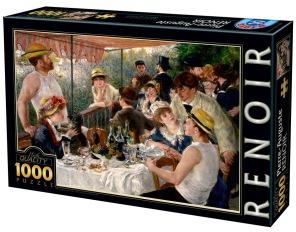 Pussel - Auguste Renoir -