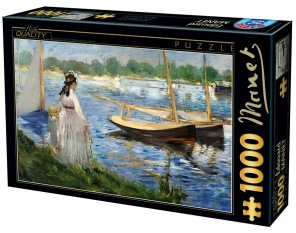 Pussel - Edouard Manet -