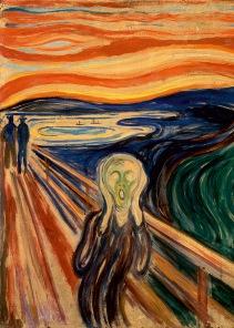 Konst Pussel - Edvard Munch -