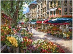 Pussel - Sam Park Paris -