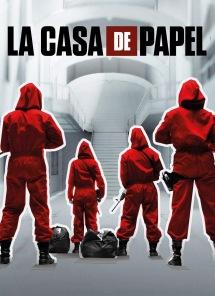 Pussel - La Casa De Pape 2 -
