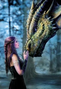 Anne Stokes - Once Upon a Time -