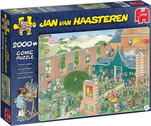 Jan van Haasteren - The Art Makert -