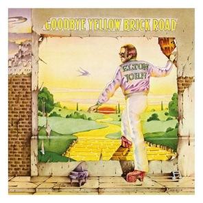 Pussel - Elton John -