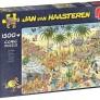 Jan van Haasteren - The Oasis