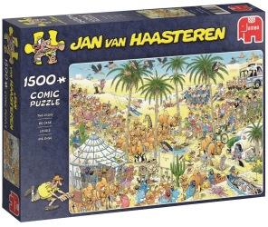 Jan van Haasteren - The Oasis -