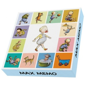 Mindre Spel - Max Memo -