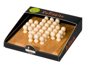 Mindre Spel - Solitaire -