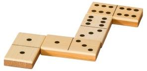 Mindre Spel - Domino -