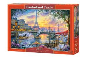 Pussel - Tea Time In Paris -