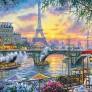 Pussel - Tea Time In Paris