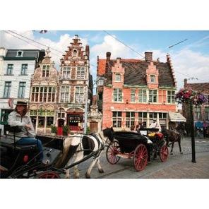 Pussel - Gent Belgien -