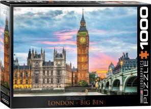 Pussel - Big Ben -