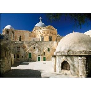 Pussel - Jerusalem Israel 2 -