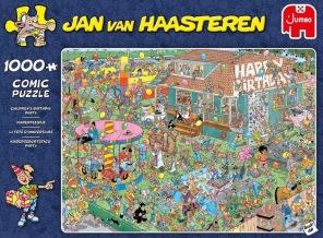 Jan van Haasteren - Children´s Birtday Party -