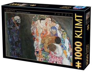 Gustav Klimt - Death and Life -
