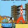Tintin Pussel - Månen Tur och Retur
