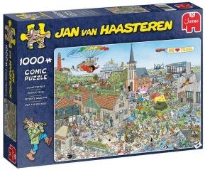 Jan van Haasteren - Island Retreat -