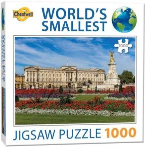 World Smallest Puzzle - Buckingham Palace -